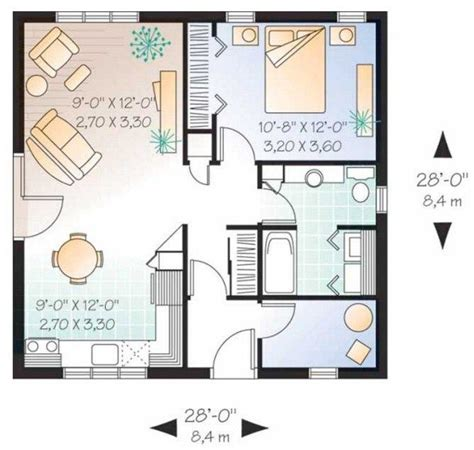 plano de casa de     casas modernas planos de