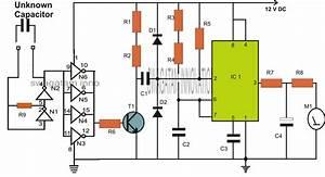 Dise U00f1o Electr U00f3nico  Frecuencimetro Analogo  F To V  Con 555