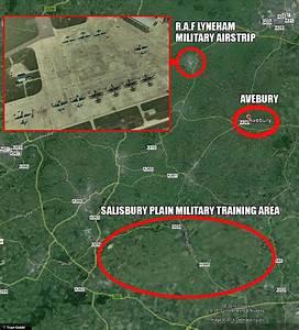 Debunked: 2007 Avebury UFO sighting [Military Exercise ...