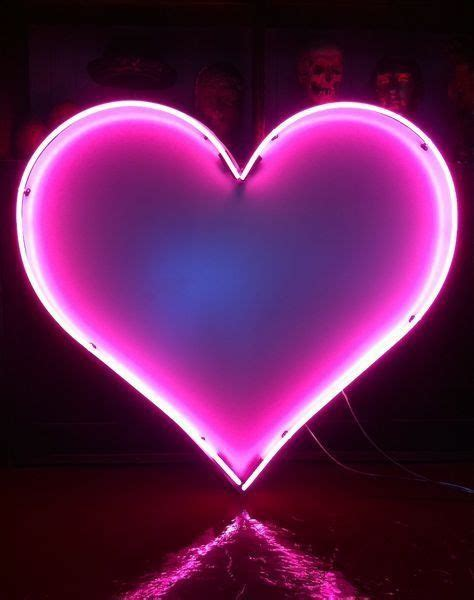 pink heart lights 78 best images about neon on lights background background and neon wallpaper
