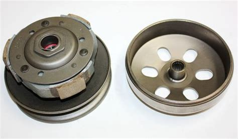 Centrifugal Clutch Pad Assembly Gy6 125cc 150cc Engine