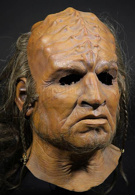 full head klingon mask prop store ultimate