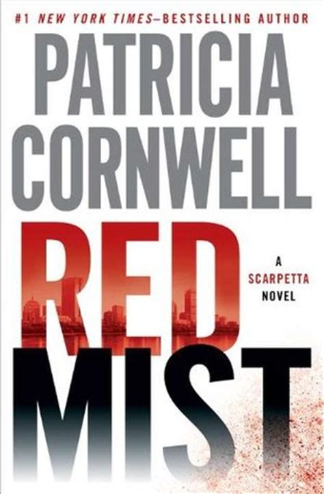 red mist kay scarpetta   patricia cornwell