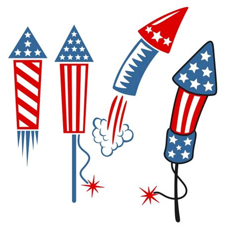 Is there a free svg file for fireworks? Fourth of July Fireworks Designs Svg Cuttables