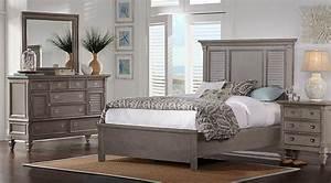 Belmar Gray 7 Pc King Bedroom - King Bedroom Sets Colors