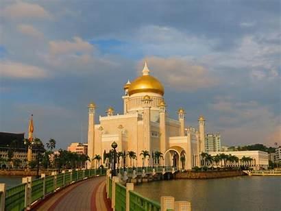 Bandar Brunei Seri Begawan Mosque Travel Tourist