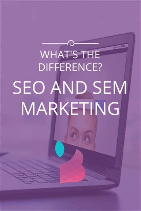 Seo Sem Digital Marketing by Seo Sem Marketing What S The Difference Mint Digital