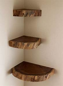 25 best ideas about floating corner shelves on pinterest With floating corner shelf ideas for your home