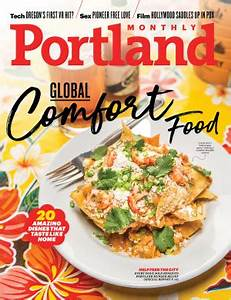 Global Comfort Food March 2018 Portland Monthly