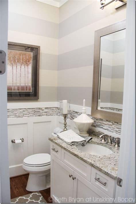 gray bathroom decorating ideas grey striped walls in bathroom 2015 birmingham parade of
