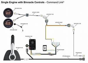 Yamaha Round Command Link To Nmea2000