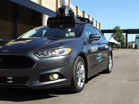 Uber Isn't Even Using The Custom Self-driving-car Tech At