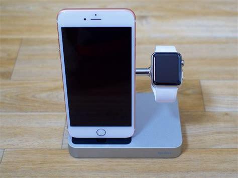 belkin debuts charge dock   integrated chargers  apple   iphone macrumors
