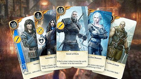 Assassins of kings, the witcher 3: GWENT The Witcher Card Game Gameplay (E3 2016) - YouTube