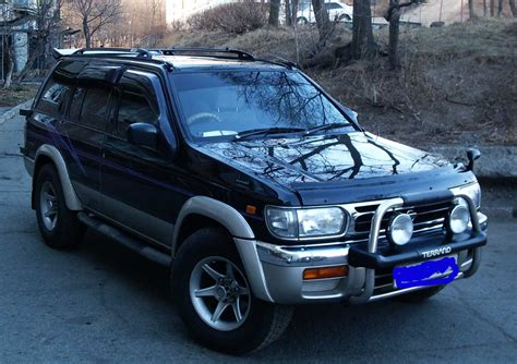 1996 Nissan Terrano Pictures 3200cc Diesel Automatic