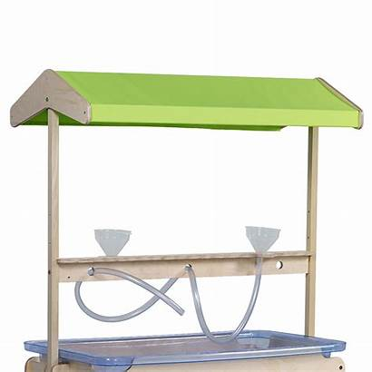 Water Station Wooden Sand Early