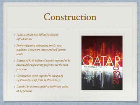 business opportunity in qatar presentation