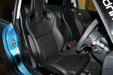 siege recaro mini jcw will r56 jcw seats fit a r53 motoring