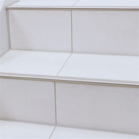 Tile Stair Nosing Profile by Stairs Schluter Com