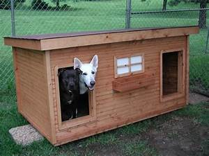 cucce per cani coibentate accesori cane cucce With 2 door dog house
