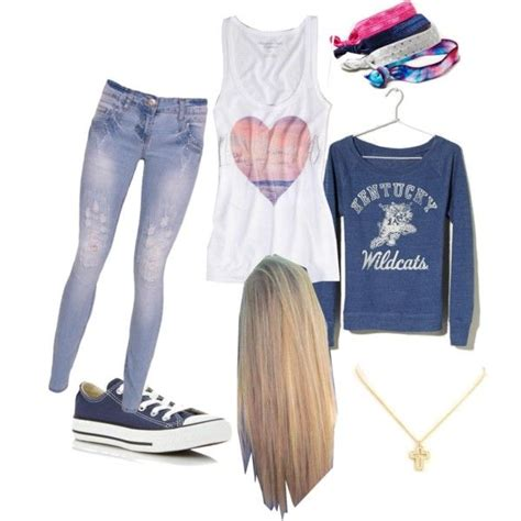 Back 2 School outfit 3