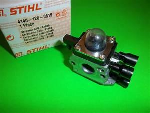 Stihl Fs55 Fc55 Fs45 Fs46 Fs55r Carburetor Ciq S186a