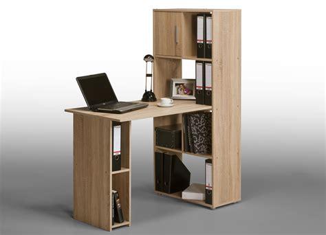bureaux informatiques bureau informatique avec rangement table de lit