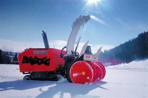 combine snowblower snow blower