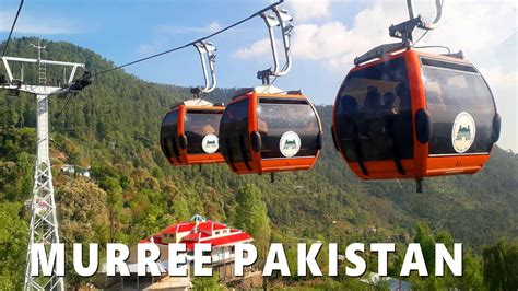 New Murree Chair Lift Tour, Pakistan