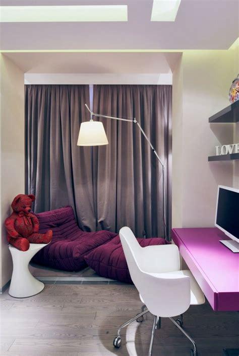 deco chambre violette déco chambre enfant une chambre moderne en violet