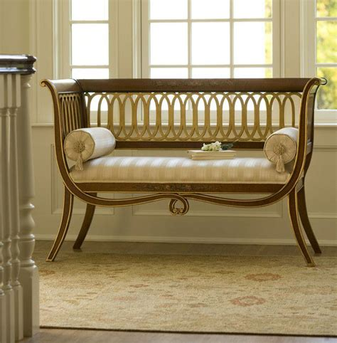 wooden settee bench settees setting your style with settees