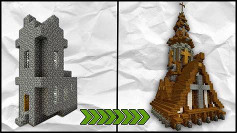 minecraft   transform  village tutorial