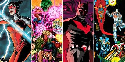 Dc Characters Comics Need Cbr Films