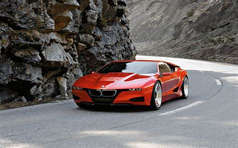 Bmw M1 Homage Concept Car Widescreen Exotic Car Wallpapers
