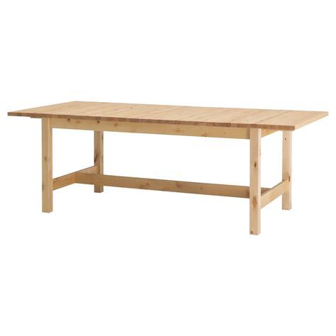 Ikea Arbeitszimmer Tisch by Norden Esstisch Birke 220 266x100 Cm Ikea