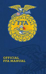 Official Ffa Manual