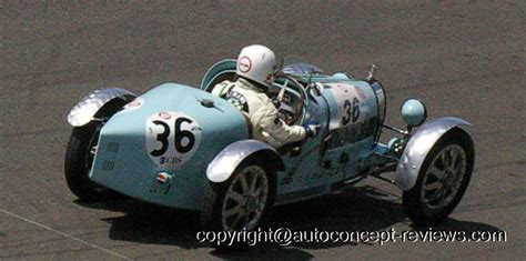 Bugatti Type 35 And Derivatives Type 37, 39 And 51 1924 1931