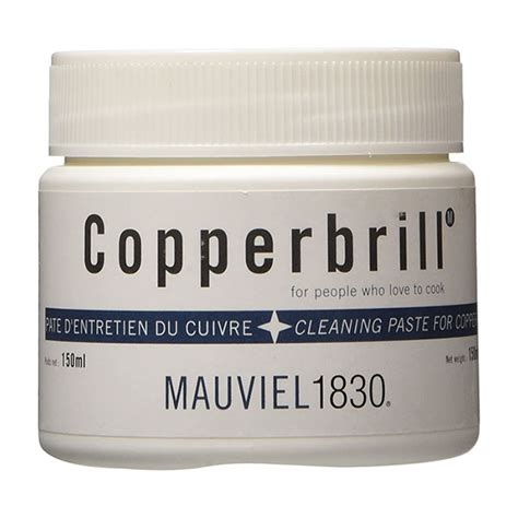 mauviel copperbrill cleaning paste  copper ml