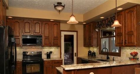 updated kitchens with oak cabinets traditional kitchen traditional kitchen cleveland 8760
