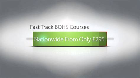 asbestos training nationwide fast track bohs p p