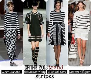 Black and White Stripes Fashion Trend | Sexy Bandage ...