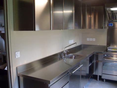meuble cuisine en inox meuble cuisine en inox obasinc com