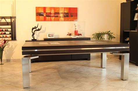 pool table dining room table baker stainless dining pool table dallas texas