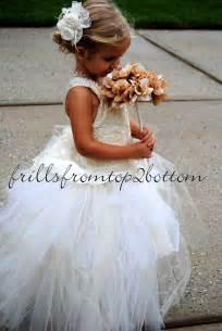 Flower Girl Dresses Tutu Skirt