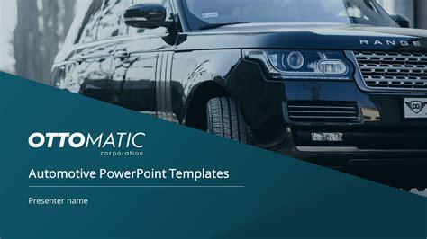 automotive company premium powerpoint template slidestore