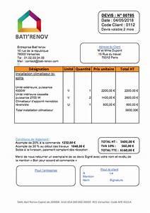 Prix D Un Climatiseur : prix de l installation de climatiseur et exemple de devis ~ Edinachiropracticcenter.com Idées de Décoration