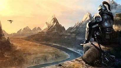 Skyrim Wallpapers Elder Scrolls Morrowind Games Background