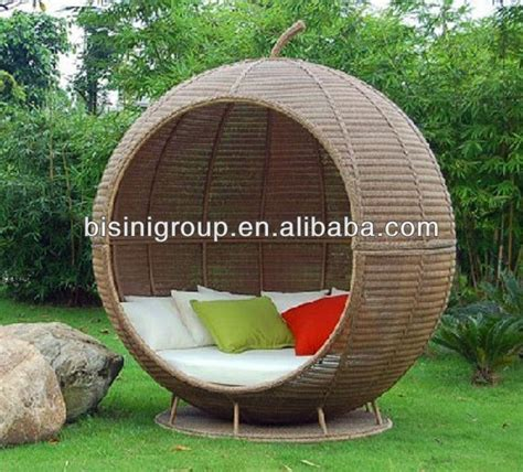 wicker rattan outdoor daybed bf10 r107 buy