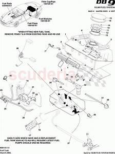 Fuel Tank For Aston Martin Db9