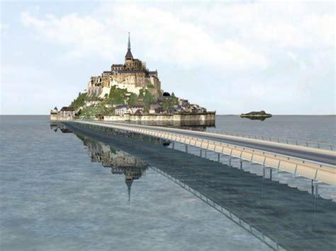 mont michel travaux laquotidienne fr l actualit 233 du tourisme en et 224 l international